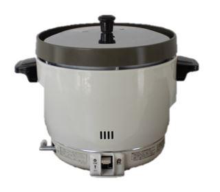 ガス炊飯器(小)業務用:2升炊き