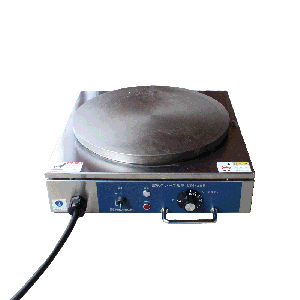 〈電気〉クレープ焼き器(100V)