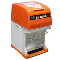〈電動〉キューブ氷用 業務用かき氷機